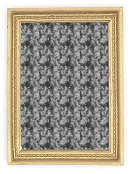 FCA1275 - Mirror Gold Frame