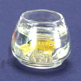 FCA1556GD - Discontinued: Fish Bowl, Gold Fish