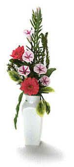 FCA1626 - Arrangement In White Vase