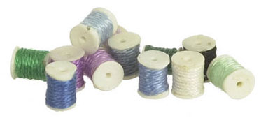 FCA1716 - Sewing Thread, Set Of 12