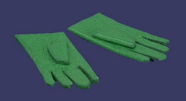 FCA1770GN - Glove, 1 Pair Green