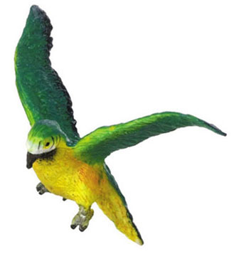 FCA1856 - Discontinued: Green Winged Macaw
