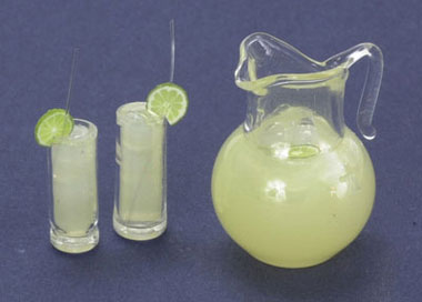 FCA2075 - Discontinued: Lemonade with 2 Glasses, 2 Set