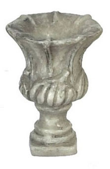 FCA2110GY - 1/2 Inch Scale Roma Urn, 6 Pc, Gray