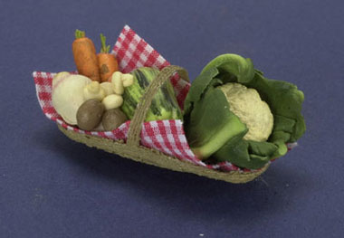FCA2325 - Veg. Basket, Medium