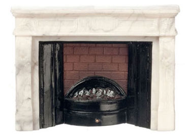 FCA2333 - Fireplace/Large/Marble