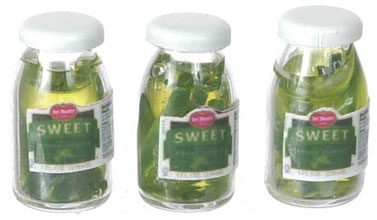 FCA2686 - Sweet Pickle, 3Pc