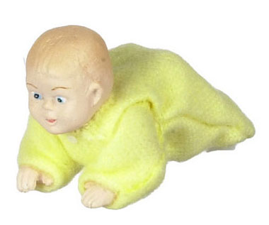 FCA2722YW - Crawling Baby-Yellow