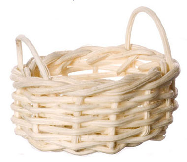 FCA3527WH - Fruit Basket, 6Pc, White