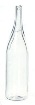 FCA3738 - Clear Champagne Bottle