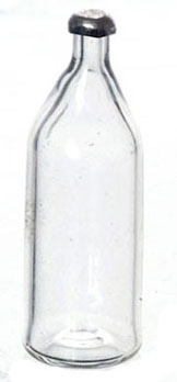 FCA3740 - Clear Beer Bottle