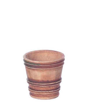 FCA4096GA - French Country Pot, M, 2Pc, Gy Ancient