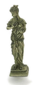 FCA992GN - Goddess/2.25In H/Green/1Pc