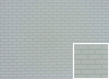 FF60675 - Brick: White on White, 12 X 16