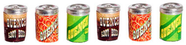 FR40018 - Quench Soda Cans, 6