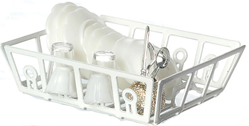 FR56012 - Filled Dish Drainer