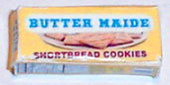 HR54254 - Butter Maide Shortbread Cookies - Box