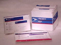 HR56014 - Usps Mailers -Set Of 3 Types