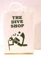 HR58108 - The Dive Shop  Shopping Bag