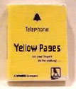 HR59805 - Yellow Pages