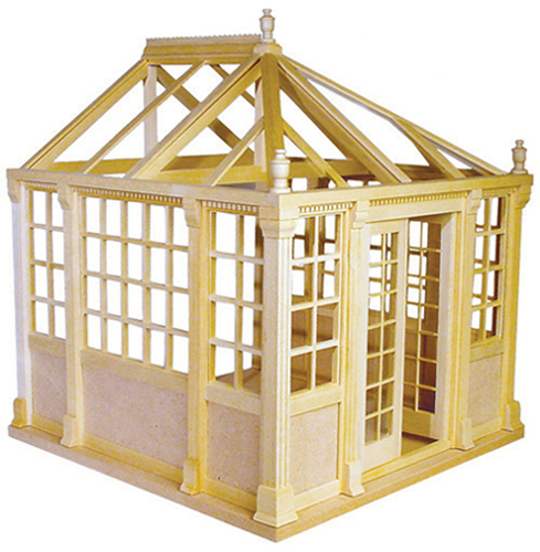 HW9900 - Conservatory Kit, Unfinished