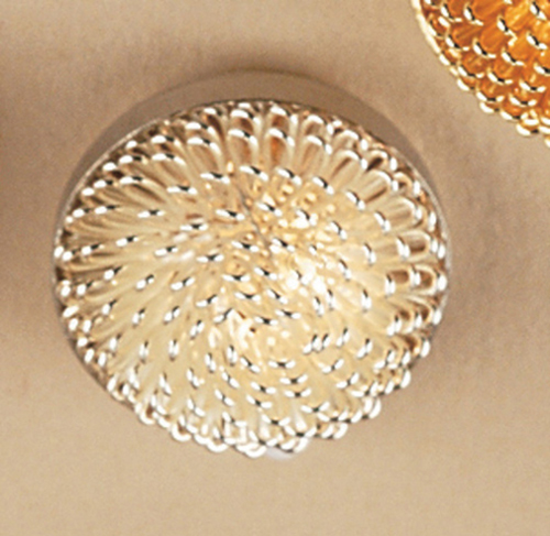 HW2012 - .Silver Ceiling Fixture