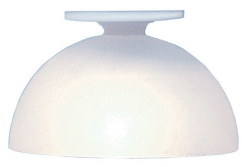HW2547 - Frosted Open Ceiling Lamp