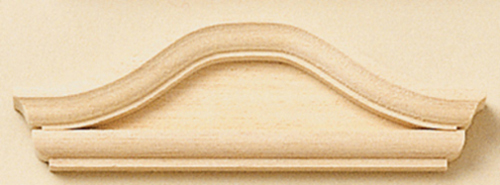 HW7097 - Bonnet Pediment, 2Pk