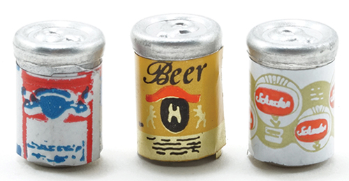 IM65010 - Beer Cans 3/Pk