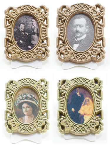IM65458 - Decorative Picture Frame, Assorted Pictures