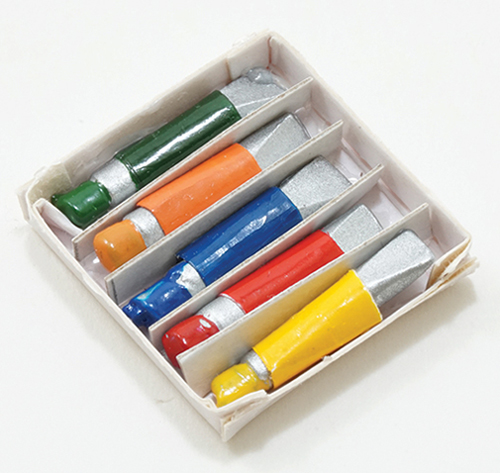 IM65513 - Paint Tubes in Box
