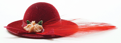 IM65572 - Red Hat With Feather