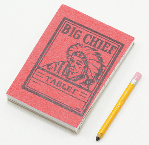 IM65740 - Big Chief Tablet W/Pencil