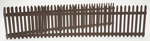 IM69034 - Rusty Picket Fence
