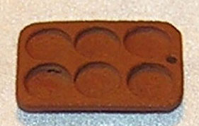 Muffin Tin Terra Cotta