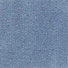 MG1231 - Carpet Runner: Dusty Blue, 2-1/2 X 24