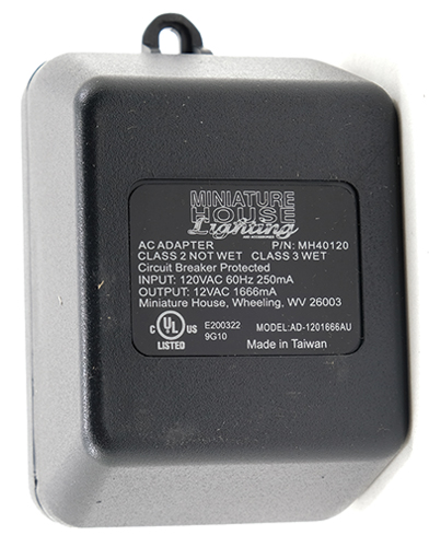 MH40120 - 20 W Transformer With No Lead-In Wire