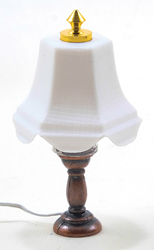 MH642 - Discontinued: Table Lamp, Dark Base