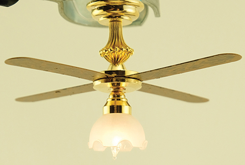 MH719 - 1-Tulip Ceiling Fan