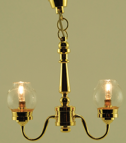 MH879 - Chandelier, 2-Lt Fluted