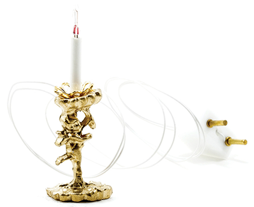 MUL4568 - Cupid W/Candle
