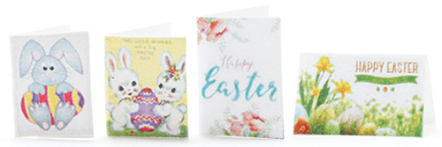 Easter Card Set, 4pc