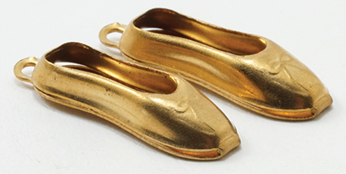 MUL74 - Ballet Slippers-Gold