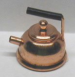 NCRA0109 - Copper Kettle/Movable Lid