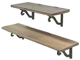 OLDA100C - 3In Plate Shelf Cherry