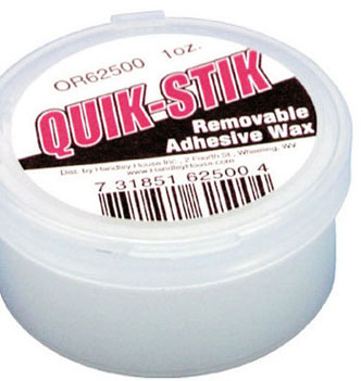 OR62500 - Quick Stick Holding Wax