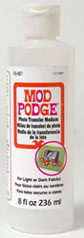PLD15067 - Mod Podge Photo Transfer Medium, 8oz