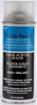 PLD200305 - 12 Oz Spray Sealer Gloss
