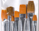 Decorative Finishing Brush Set, 5 pc