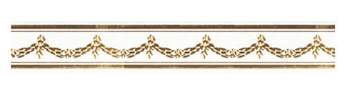 WM34911 - Gilded Ceiling/Wall Molding